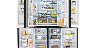 Λειτουργικά και υψηλής εξοικονόμησης ψυγεία στην IFA 2015 από την LG
