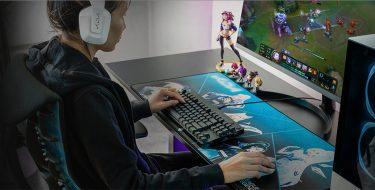 H Logitech φέρνει στο gaming set-up σου τις K/DA από το League of Legends!