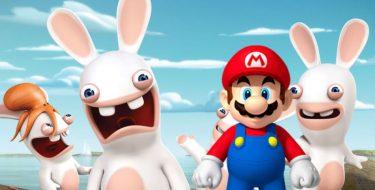 E3 2017: Ο Mario συνεργάζεται με τα Rabbids στο Kingdom Battle του Nintendo Switch