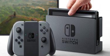Nintendo Switch: Πρώτη ματιά στη νέα κονσόλα της Nintendo