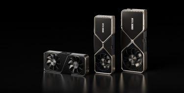 IFA 2020: Η Nvidia παρουσίασε τις νέες κάρτες γραφικών με τεχνολογία Ampere