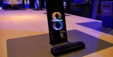 IFA 2017: Samsung Galaxy Note8