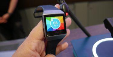IFA 2017: Fitbit Ionic – Μια πρώτη ματιά