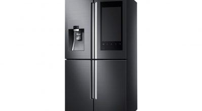 CES 2016: Η Samsung παρουσιάζει το Ψυγείο Family Hub, με οθόνη Full HD LCD 21.5'', που θα οργανώσει την καθημερινότητά σου!