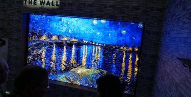 CES 2018: MicroLED τεχνολογία από τη Samsung