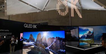 IFA 2018: Samsung και LG φέρνουν τις 8K τηλεοράσεις στο σπίτι μας