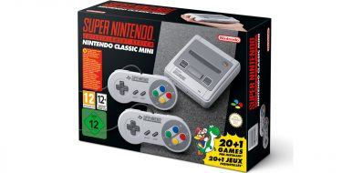 H Classic Edition της θρυλικής κονσόλας Super NES είναι γεγονός!
