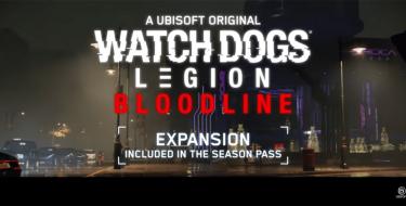 E3 2021: Watch Dogs Legion Bloodline