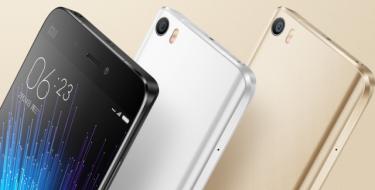 Και επίσημα τα νέα smartphones Xiaomi Mi 4S και Mi 5