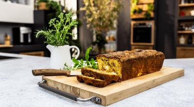 Αλμυρό Κέικ– Κουζίνα: Μαζί με τον Ανδρέα και την Ελένη