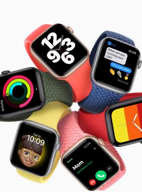 Νέα iPad 8ης γενιάς, iPad Air και Apple Watch Series 6