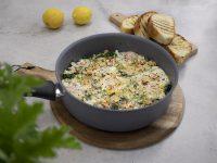 Αυγά με σπανάκι – Κουζίνα: Ιστορίες με τον Ανδρέα Λαγό