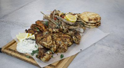 Mixed Grill – Κουζίνα: Ιστορίες με τον Ανδρέα Λαγό