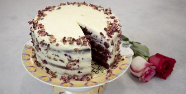 Red Velvet Cake – Κουζίνα: Ιστορίες με τον Ανδρέα Λαγό