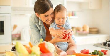 Μαγειρεύοντας με τα παιδιά σου!