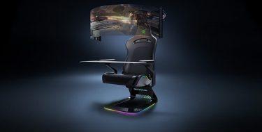 Project Brooklyn: Μία gaming καρέκλα από τη Razer βγαλμένη από ταινία