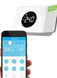 Κάνε το κλιματιστικό «έξυπνο», για να σε υποδέχεται το σπίτι σου ζεστό.