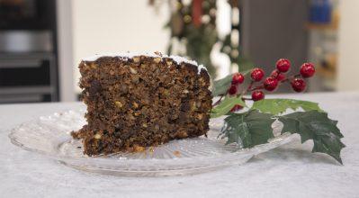 Χριστουγεννιάτικο Κέικ – Κουζίνα: Ιστορίες με τον Ανδρέα Λαγό