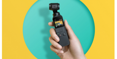 DJI Osmo Pocket Action Camera 4K