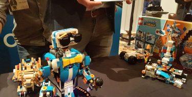 CES 2017: LEGO Boost για εισαγωγή στον προγραμματισμό από παιδιά ηλικίας 7 ετών και άνω