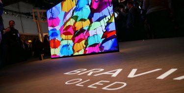 CES 2017: Είσοδος της Sony στην OLED τεχνολογία με τη σειρά A1E