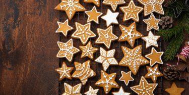Μπισκότα Gingerbreads