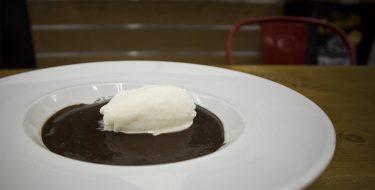 Κρεμ μπρουλέ με σοκολάτα και μπανάνα – Γιώργος Τσούλης – Chef στην Πρίζα