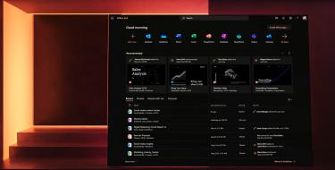 Dark mode σε όλες τις εφαρμογές του Microsoft Office mobile