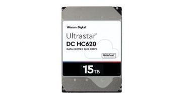Η Western Digital φέρνει τον πρώτο σκληρό δίσκο με χωρητικότητα 15 TB