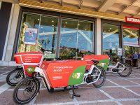 Eco Quick Drop: Παράδοση Παραγγελιών με Ηλεκτρικό ποδήλατο