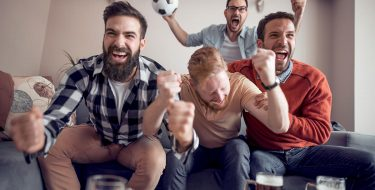 Ευρωπαϊκό πρωτάθλημα στην τηλεόραση, πώς θα απογειώσεις την εμπειρία σου;