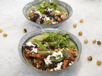 Φακές σαλάτα με ρίζες – Κουζίνα: Ιστορίες με τον Ανδρέα Λαγό