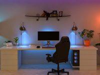 Ψυχαγωγία και εργασία στο σπίτι με τον κατάλληλο φωτισμό