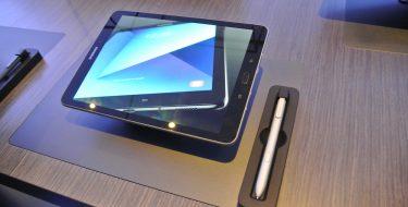 MWC 17: Samsung Galaxy Tab S3, με γραφίδα, υποστήριξη για πληκτρολόγιο και σύστημα τεσσάρων ηχείων