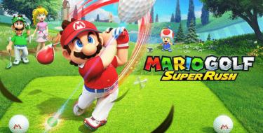 Ραντεβού στα ψηφιακά γήπεδα δίνει το Mario Golf: Super Rush