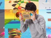 Το επόμενο Lambo Kit φέρνει την εικονική πραγματικότητα στο Nintendo Switch