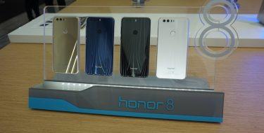 IFA 2016: Huawei Honor 8 – Πρώτη γνωριμία