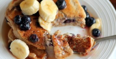 Pancakes με βρώμη από τον chef Giorgio Spanakis και την Braun