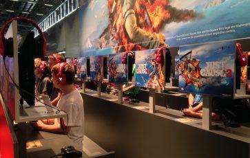 Gamescom – Day 3: Τρελοί στην έρημο, τρελοί και στα νησιά
