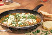 Πικάντικος Καγιανάς  – Γιώργος Τσούλης – Chef στην Πρίζα