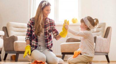 Καθαριότητα και οργάνωση σπιτιού μετά τις γιορτές
