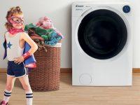 Πλύνε «έξυπνα» τα ρούχα σου με το πλυντήριο Candy Bianca