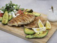 Ψητό κοτόπουλο με αβοκάντο – Κουζίνα: Ιστορίες με τον Ανδρέα Λαγό
