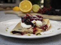 Κρέπες με μαρμελάδα από κόκκινα φρούτα – Κουζίνα: Ιστορίες με τον Ανδρέα Λαγό