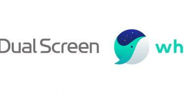 Whale: Bελτιστοποιημένος Browser για τα LG dual screen smartphones