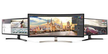 Συναρπαστική τριάδα monitors από την LG στην IFA 2016!