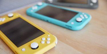 Έρχεται το νέο Nintendo Switch Lite!