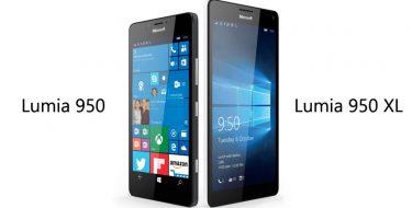 Microsoft Lumia 950 και Lumia 950XL: Τα πρώτα Windows 10 smartphones!