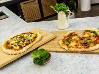 Σπιτικές πίτσες – Κουζίνα: Μαζί με τον Ανδρέα και την Ελένη