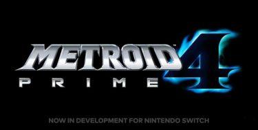 E3 2017: Το Metroid, επιστρέφει, αυτή τη φορά στο Nintendo Switch με το Metro Prime 4